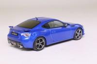 J-Collection JC244; 2012 Subaru BRZ; WR Blue Mica