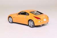 J-Collection JC137; 2007 Nissan 350Z Fairlady Coupe; Passionate Orange