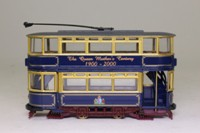 Corgi Classics 36709; Double Deck Tram, Closed Top, Closed Platform; Clarence House; The Queen Mother's Centenary, 1900-2000