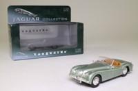 Vanguards VA05904; Jaguar XK120; Pale Green Metallic
