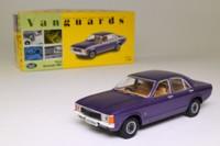 Vanguards VA05208; Ford Granada MkI; Purple Velvet
