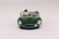 Brumm R129; Jaguar D Type; British Racing Green