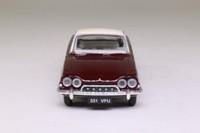 Vanguards VA34002; Ford Consul Capri 109E; Maroon & Grey