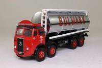 Corgi Classics 27301; Artic Cylindrical Tanker Trailer, Bulwark