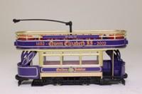 Corgi Classics CC25206; Double Deck Tram Open Top, Open Platform; The Queen's Golden Jubilee, 1952-2002