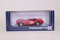 Progetto K 001; Ferrari 225S Spyder; 1952 Mille Miglia; RN614