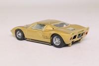Bang/Box/ Best 7071; Ford GT 40; Stradale, Street Version, Gold metallic