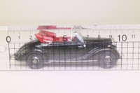 Spark B6 604 0587; 1950 Mercedes-Benz 170 S Cabriolet A; Black