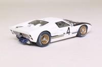 Minichamps 400 668484; Ford GT40 MkII; 1966 1000km Spa; Whitmore/Gardner; RN4