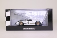 Minichamps 400 668484; Ford GT40 MkII; 1966 1000km Spa; Whitmore/Gardner; RN4