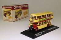 Atlas Editions 4 655 111; AEC Regent Double Decker Bus; Douglas Corporation; Rt 28 Victoria Pier