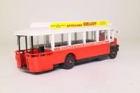 Solido 4401; 1932 Renault TN6C Bus; Lyonnaise, Rt 26; Gare de Perrache, Place du Pont, Gare des Brotteaux, Cordeliers St Jean
