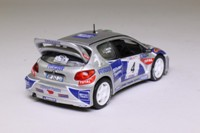 DeAgostini 50; Peugeot 206 WRC; 2003 Rally Mille Miglia 1st; Campos & Magalhaes; RN4