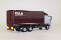 Joal 354; DAF 95XF; 6 Wheel Box Van; DAF International Truck Service