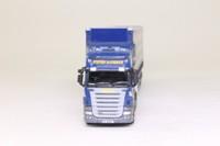 Oxford Diecast SCA06CS; Scania Topline Truck; Curtainside, Stephen Sanderson