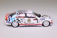 Minichamps 434 932307; BMW 318i Touring car; 1993 World Cup Monza,T Tassin, Belgian Team