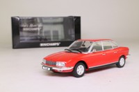 Minichamps 430 015402; 1972 NSU Ro80; Spanish Red