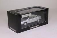 Minichamps 430 015405; 1972 NSU Ro80; Metallic Silver