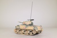 Corgi Classics US51004; M4A2 Sherman Tank; British Army, Royal Scots Greys, Italy 1943