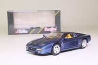 Detail 322; 1995 Ferrari 512M; Dark Blue Metallic