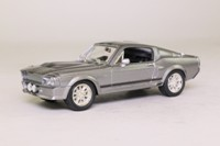 Greenlight 86411; 1967 Ford Mustang Custom; Eleanor, Gone in 60 Seconds Movie