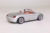 Minichamps; 2002 Porsche Boxster Roadster; Silver Metallic