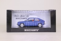 Minichamps 400 120100; 1972 Alfa Romeo Alfasud; Le Mans Blue