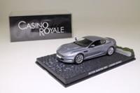 James Bond's Aston Martin DBS V12; Casino Royale; Universal Hobbies 20