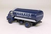 Vanguards VA7004; Bedford S Type Tanker; Courage Brewers