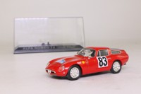 DeAgostini Alfa Romeo TZ; 1964 Coupe Des Alpes; J Rolland & G Augias