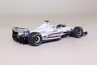 Minichamps 430 00030; Williams BMW FW22 Formula 1; 2000 Brazil GP; Jenson Button; RN10