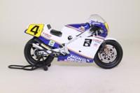 Minichamps 122 850004; Honda NSR 500 Motorcycle; 1985 Moto GP, F Spencer; RN4