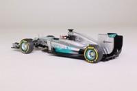 Spark S3088; Mercedes-Benz F1 W05; 2014 Chinese GP 1st; Lewis Hamilton, RN44
