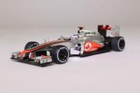 Spark S3046; McLaren Mercedes MP4-27 Formula 1; 2012 Belgium GP 1st; Jenson Button; RN3