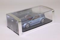 Spark S2164; 2009 Aston Martin V12 Vantage; Metallic Blue