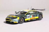 Spark S1211; Aston Martin DBR9; 2007 24h Le Mans; Babini, Davies, Malucelli; RN100