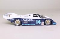Spark S0949; Porsche 962; 1987 24h Daytona 1st; Holbert, Robinson, Bell, Unser; RN14