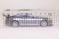 Minichamps 400 081390; Jaguar XKR GT3; 2008 Street; Grey Metallic