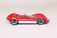 Spark S1128; Lola Mk1; 1960 Street Version, Red