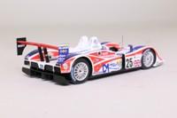 Spark S0246; MG Lola EX264; 2007 24h Le Mans; Mallock; Newton/Wallace/Erdos; RN25