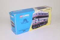 Corgi Classics 34702; Sunbeam Trolleybus; Ashton Under Lyne Corporation; Manchester Piccadilly