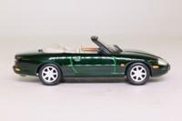 Edison Giocattoli; 1996 Jaguar XK8 Convertible; British Racing Green Metallic