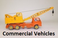 Dinky Commercial Vehicles