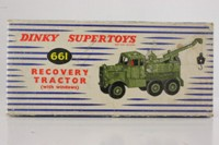 661 Scammell Recovery Tractor