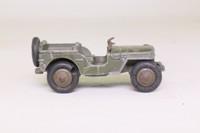 Dinky Toys 80B; Hotchkiss Willys Jeep