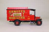 Corgi Classics C859/3; 1929 Thornycroft Van; Arnotts Biscuits