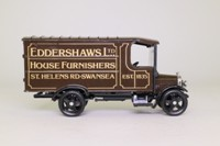 Corgi C843; 1929 Thornycroft Van; Eddershaws, Swansea