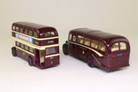 Corgi Classics 97061; AEC RT Bus From Coventry 2 Bus Set
