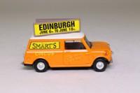 Corgi Classics CC02001; BMC Mini Van; Billy Smarts Circus