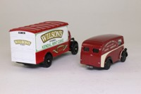 Corgi Classics 97735; Cumbrian 2 Van Set; Cumberland Pencils & Kendal Mint Cake